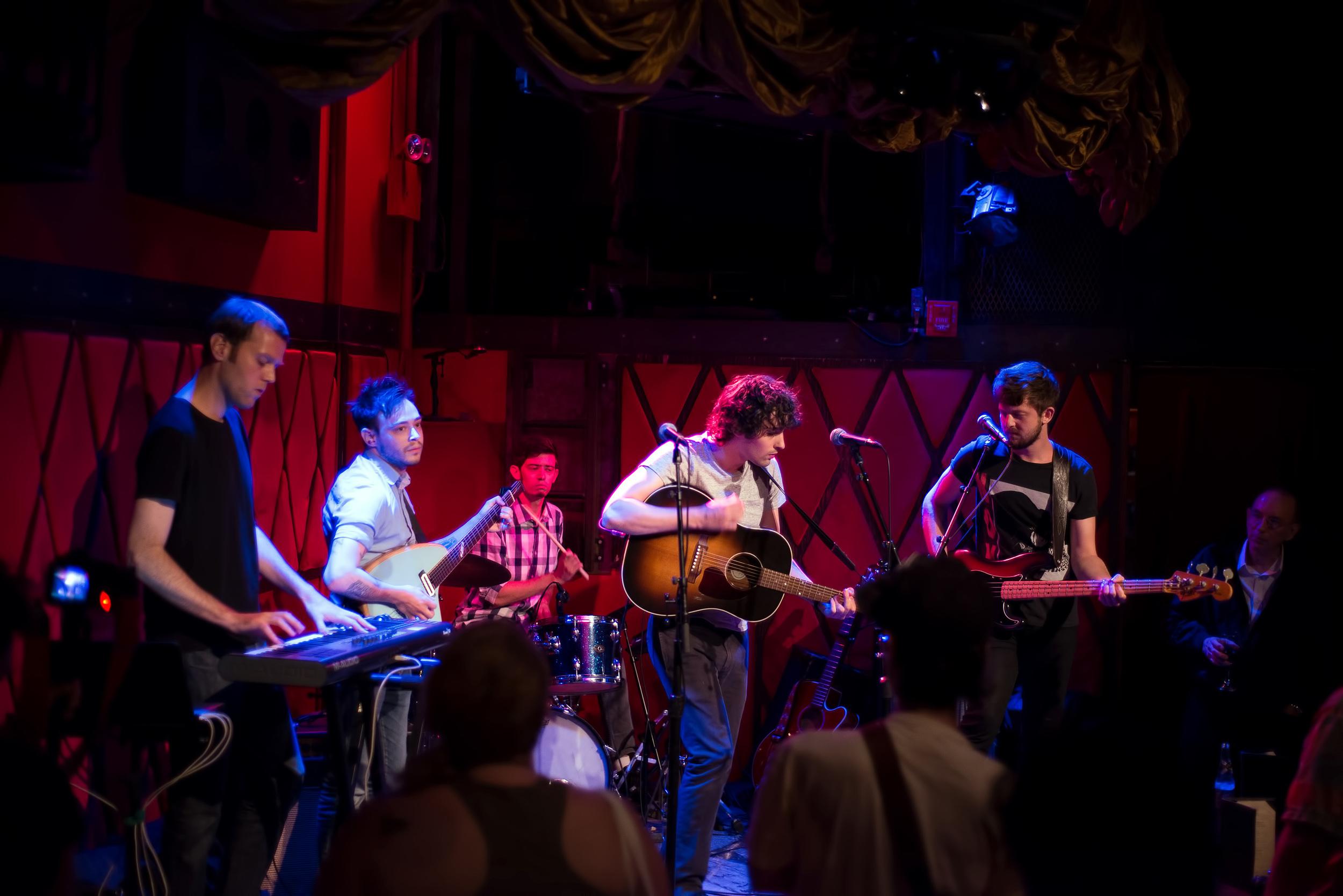 Rockwood Music Hall - New York, Ny