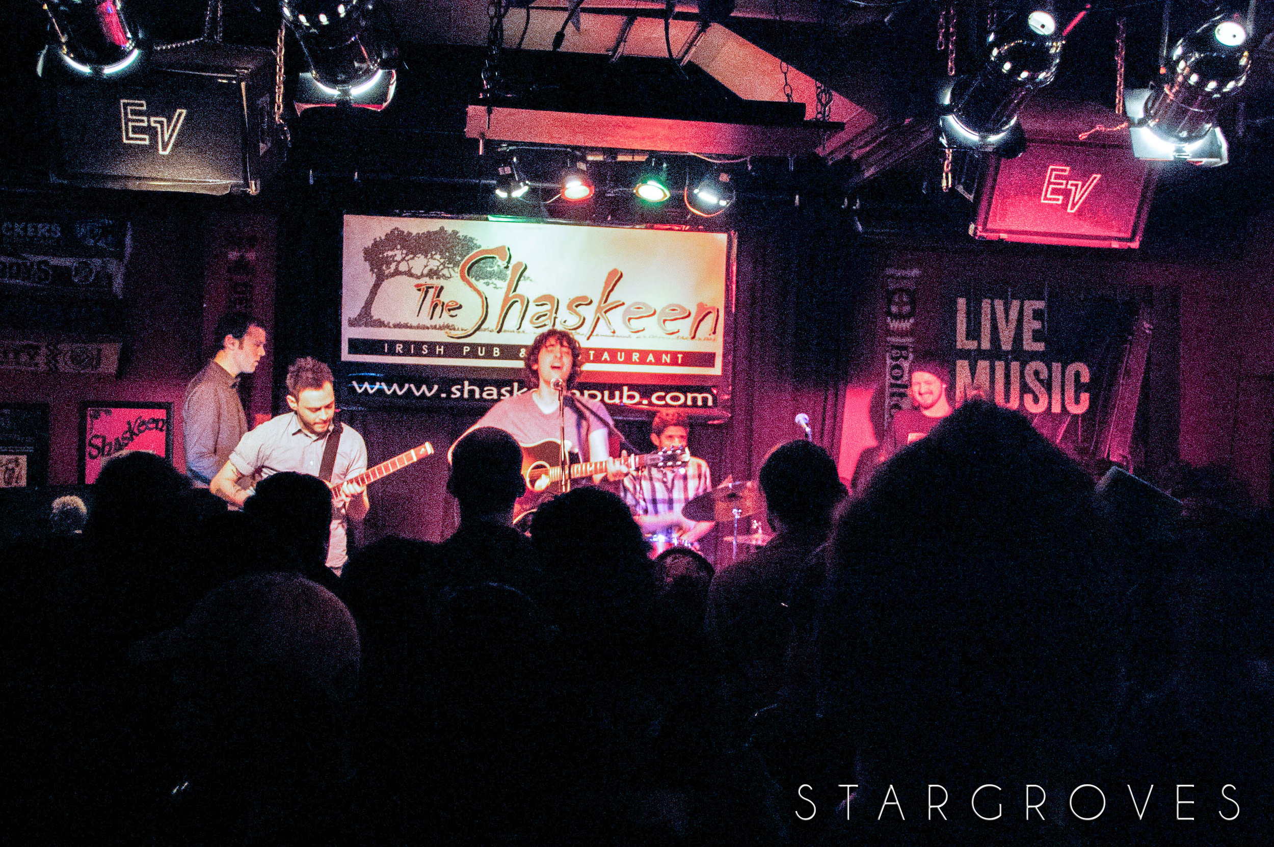 The Shaskeen - Manchester, NH