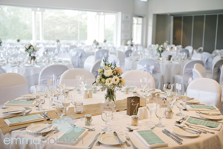 Mt Lawley Golf Club Wedding