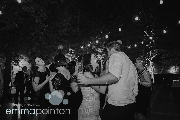 Outdoors Fremantle Wedding