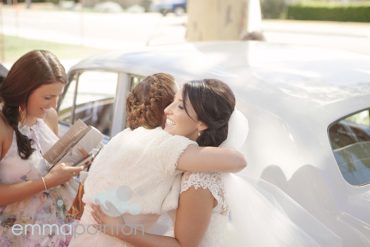 Fremantle Outdoors Wedding