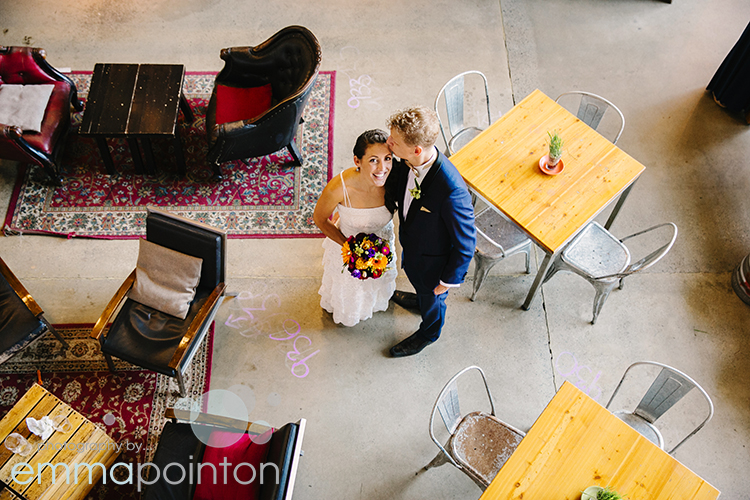 Funky Fremantle Wedding at Moore & Moore Cafe