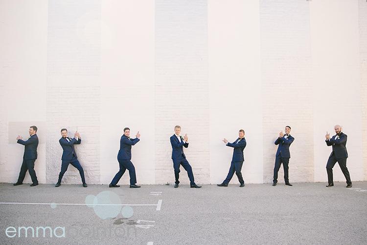 Funky Fremantle Wedding Photography