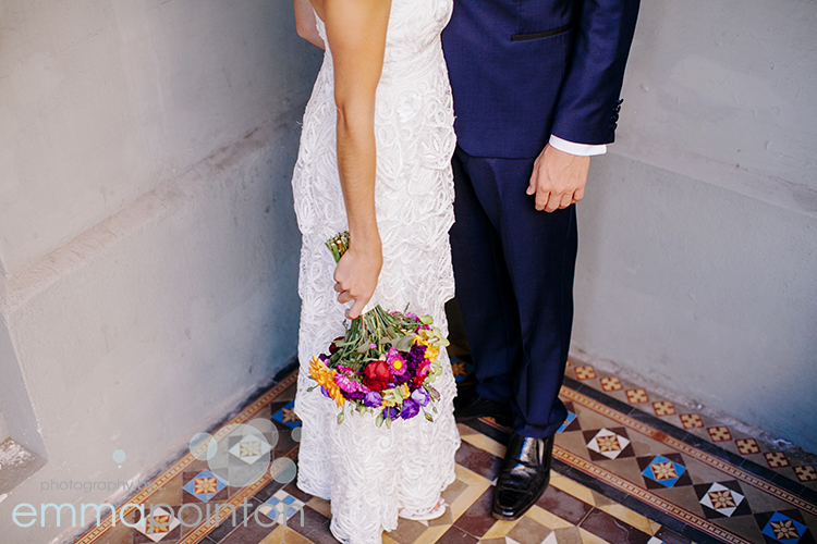 Fremantle Notre Dame Wedding photography