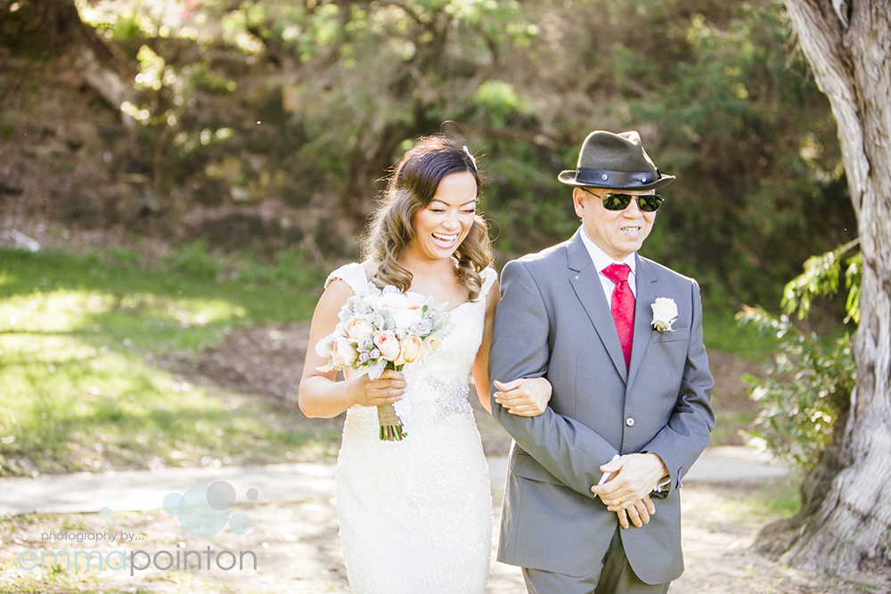 Mosmans Park wedding