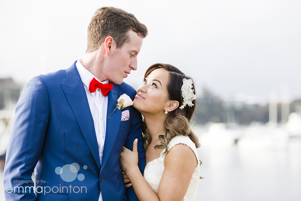 Swan river wedding photos