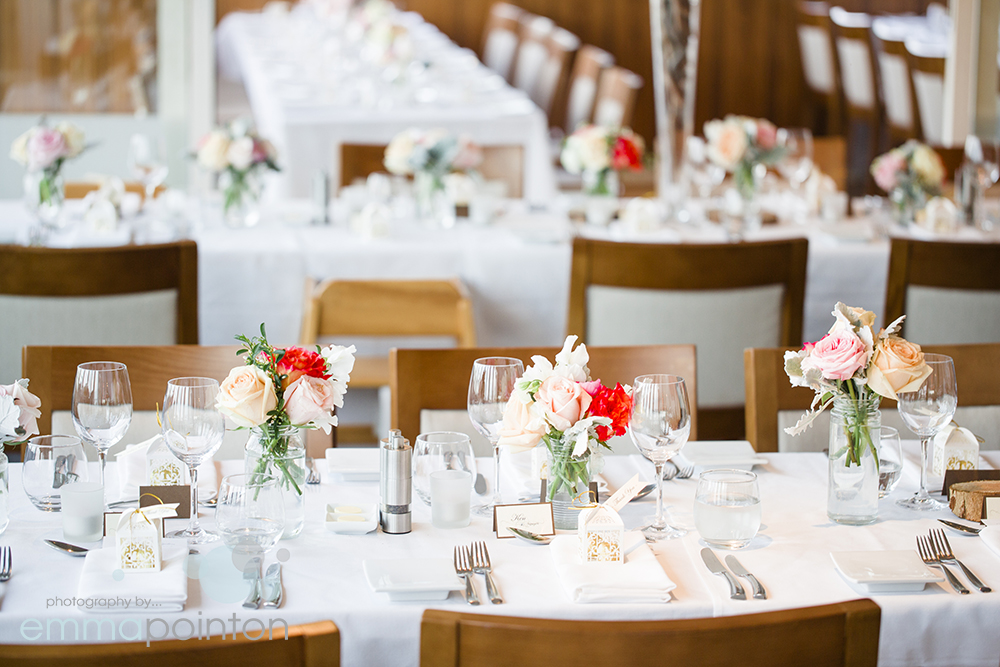 Mosmans Restaurant Wedding