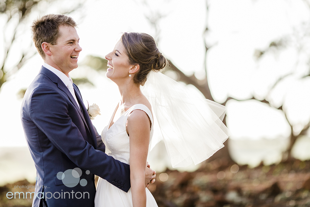 Rustic West Australian Wedding