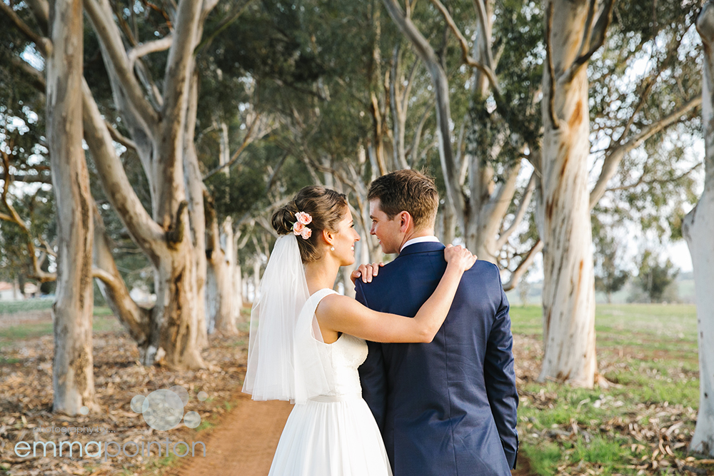 WA farm wedding