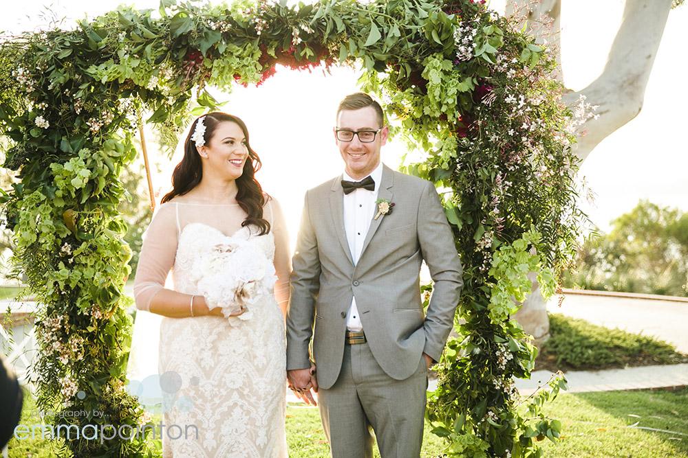 Heathcote Wedding Ceremony