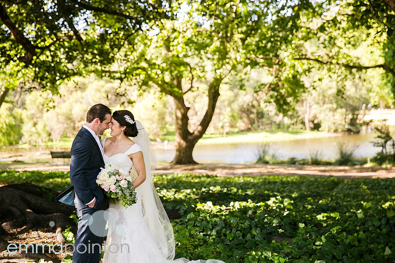 Hyde Park Wedding Photos