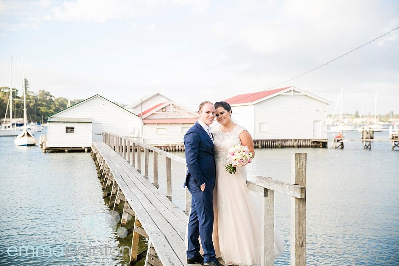 Mosmans Restaurant Wedding