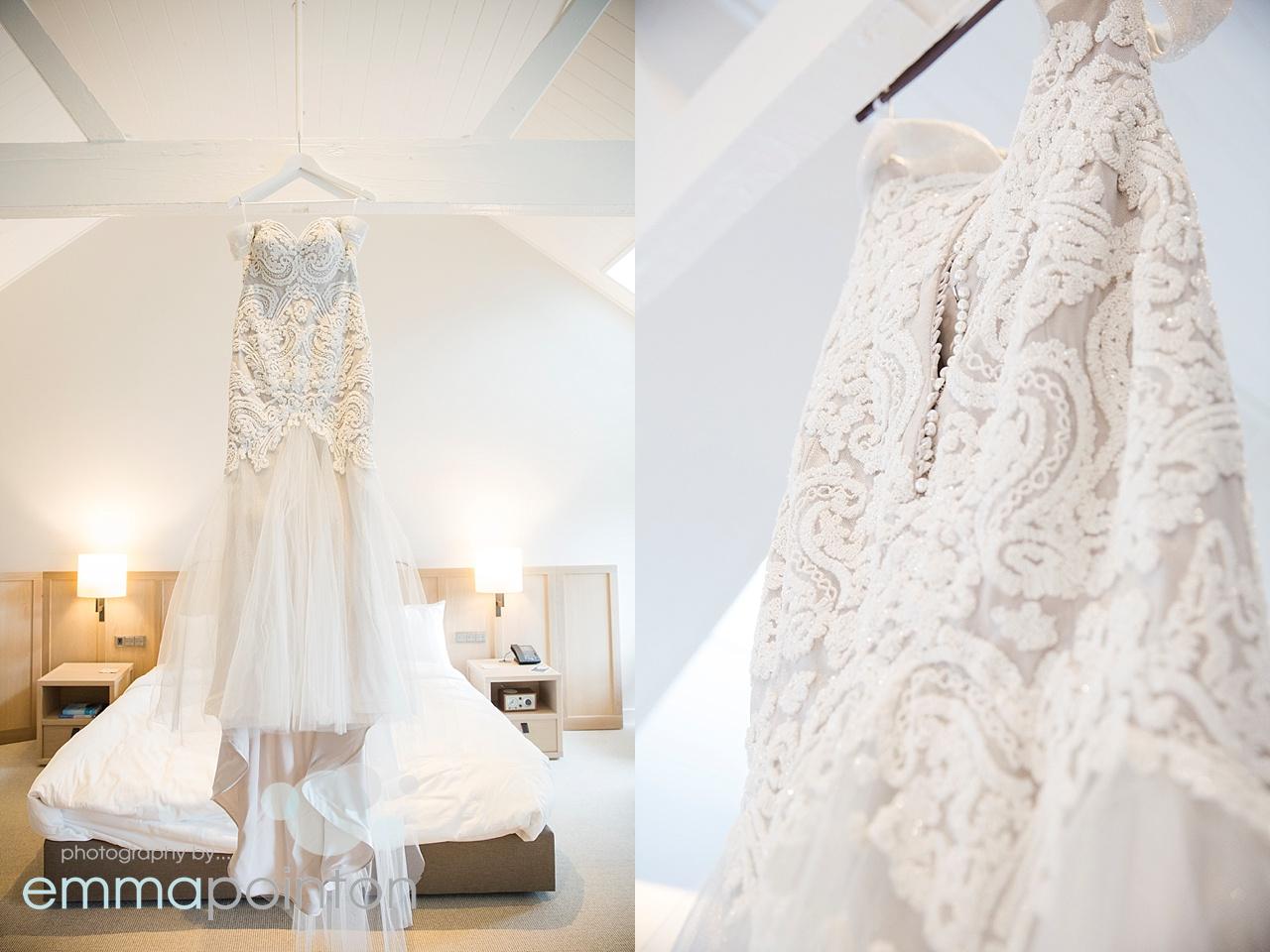 Loui Col Wedding Dress