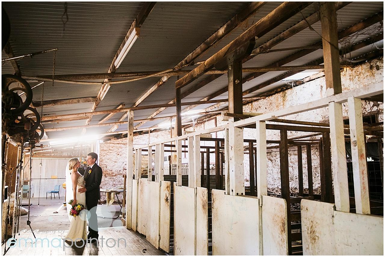 Sheep farm wedding Geraldton Western Australia