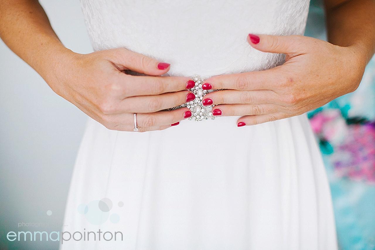hob nob bridal dress