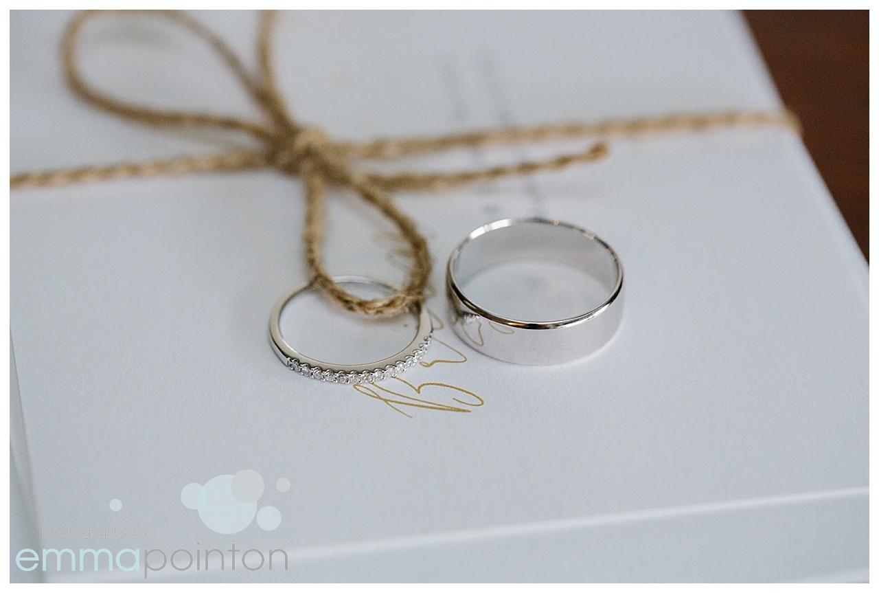 White Ink Design Co Wedding Stationary