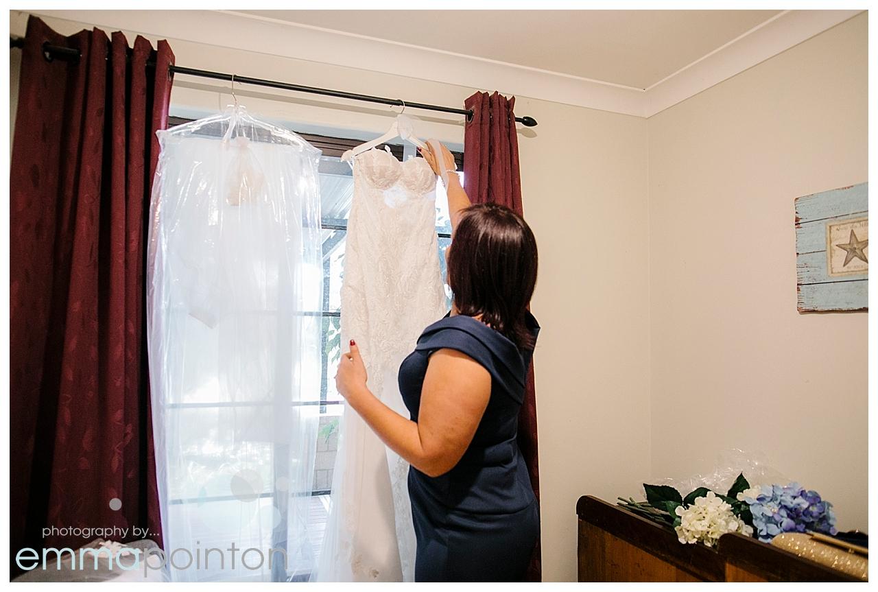 Donna Tobin Couture Perth Wedding