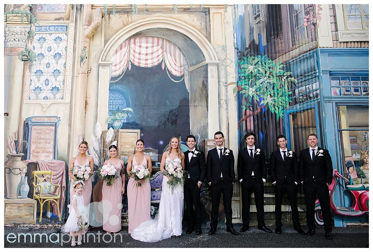 East West Designs Wedding Portraits