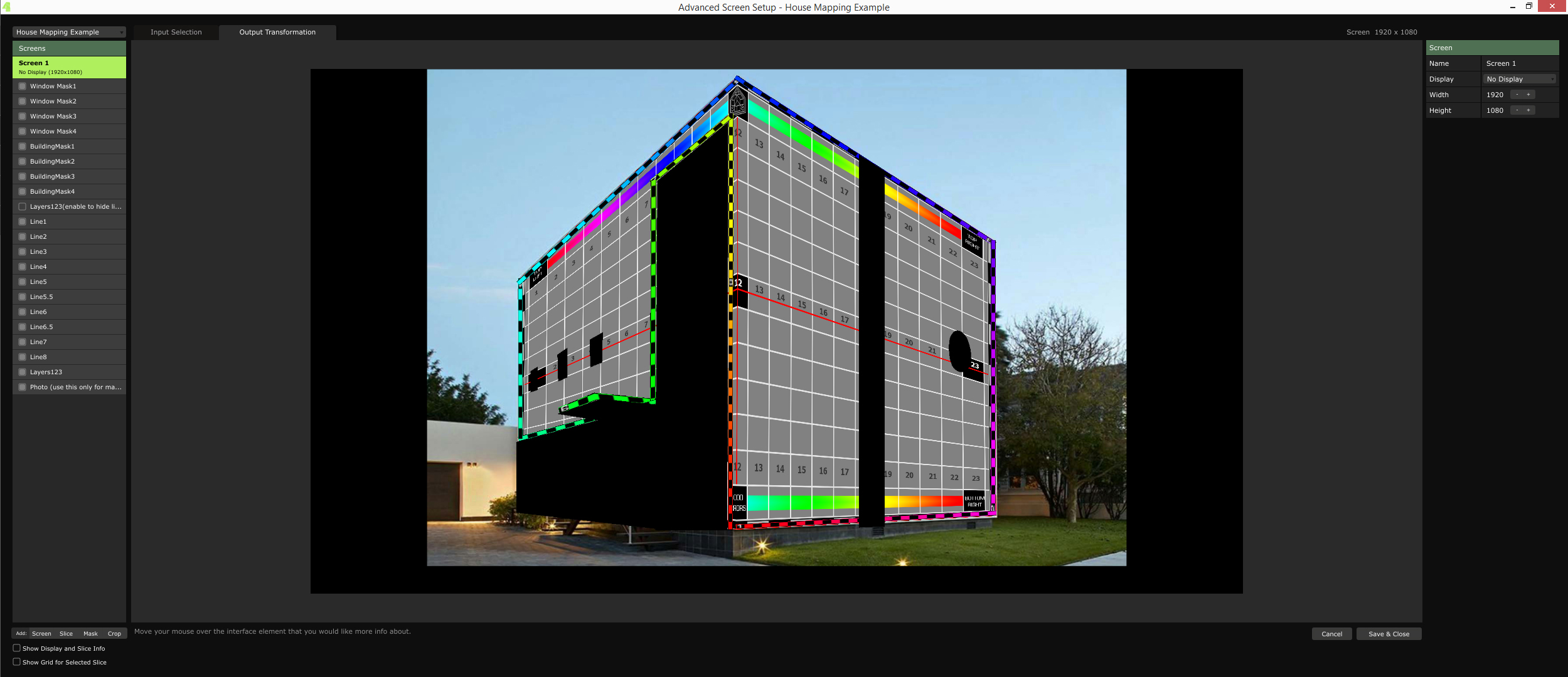 Mapping Preset 2. Learn to create your own mappings from this example project