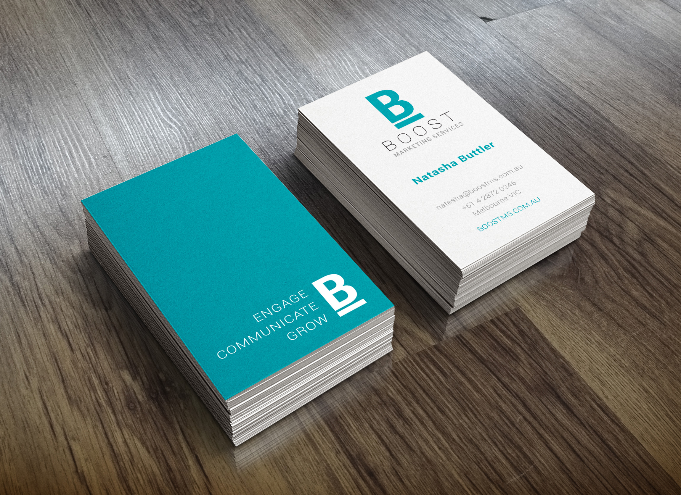 Boost Marketing Services
