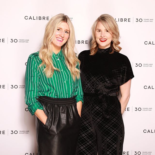 Fabulous night out at the @calibreaustralia #30yearsandcounting launch runway event. @emmaccoyne_ and I are so proud to have this stylish brand as one of our @mcagency_ clients. An epic runway show put on by the team tonight, some hot looks hitting the stores soon 👌 looking forward to utilising the new shots from tonight in the designs tomorrow. #fashion #show #runway #lookbook #design #graphicdesign #workingmums #mumsnightout #lovemyjob