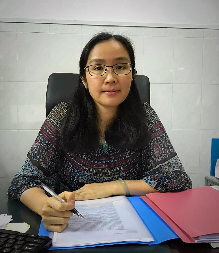Cherry Lie, HR Director