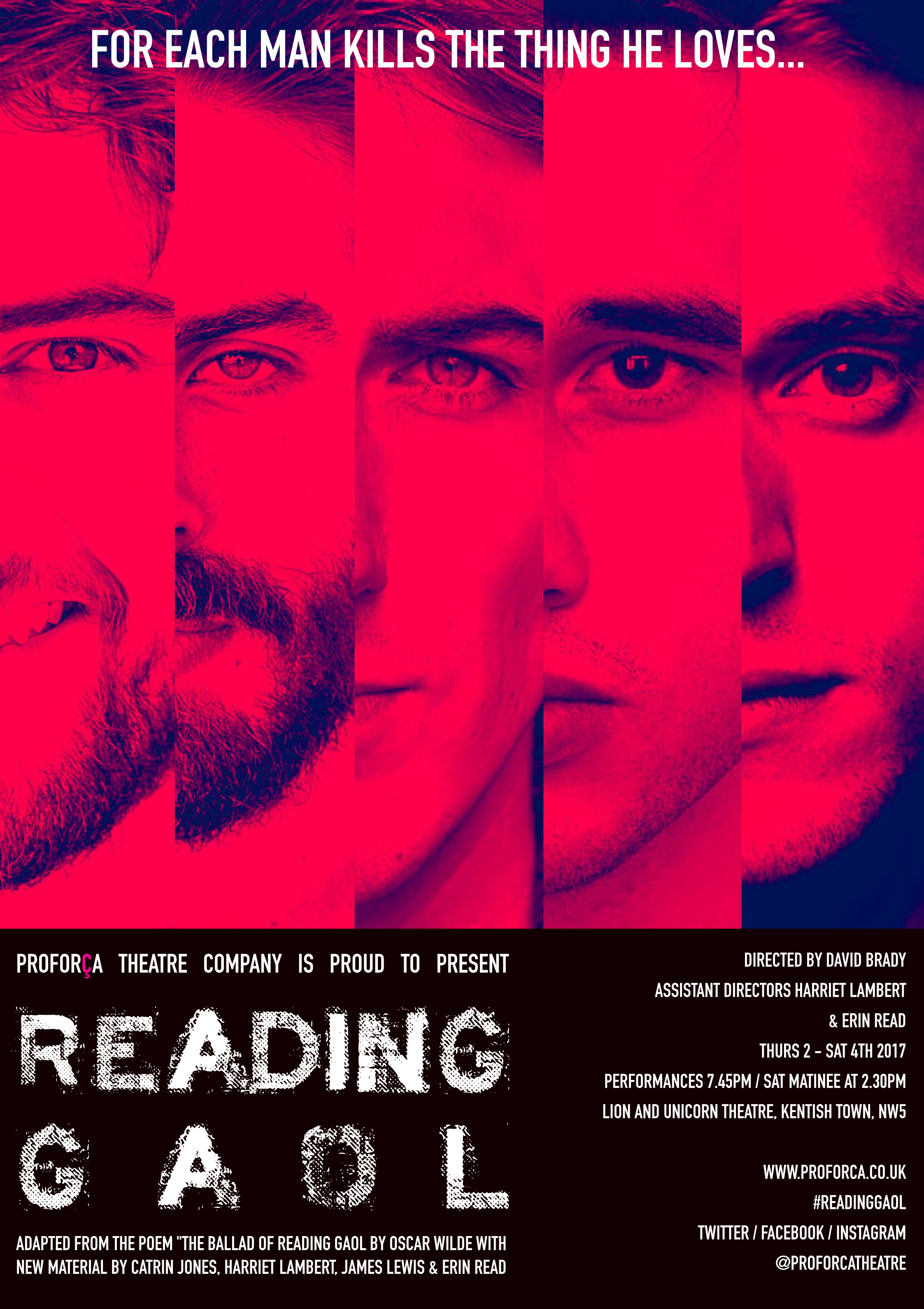 Reading Gaol (2017)