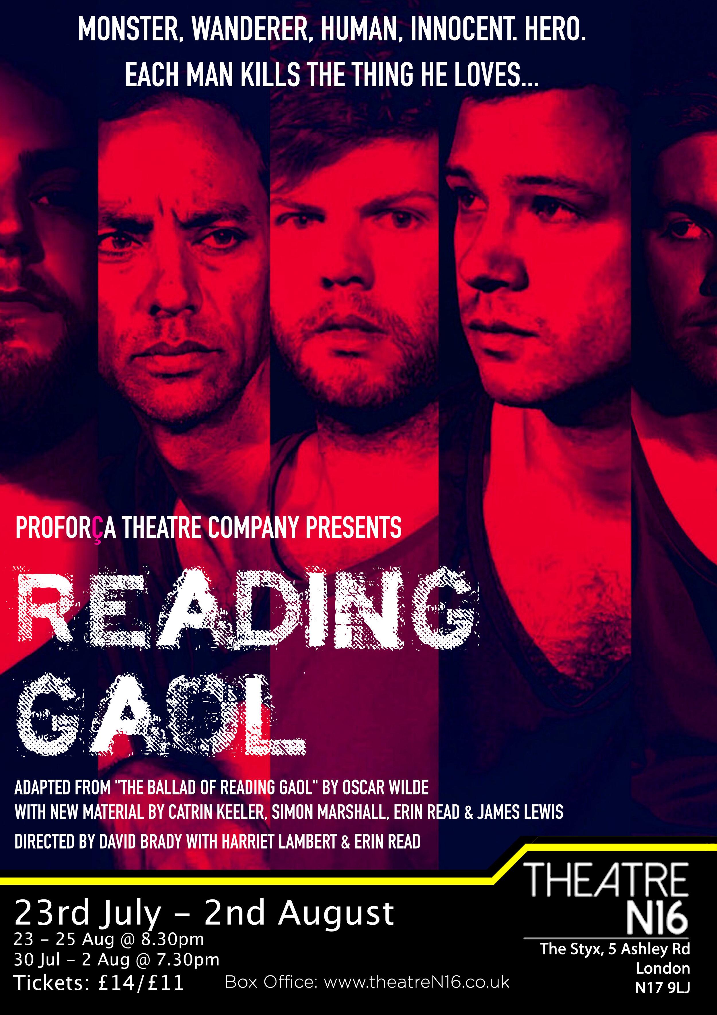 Reading Gaol (2018)