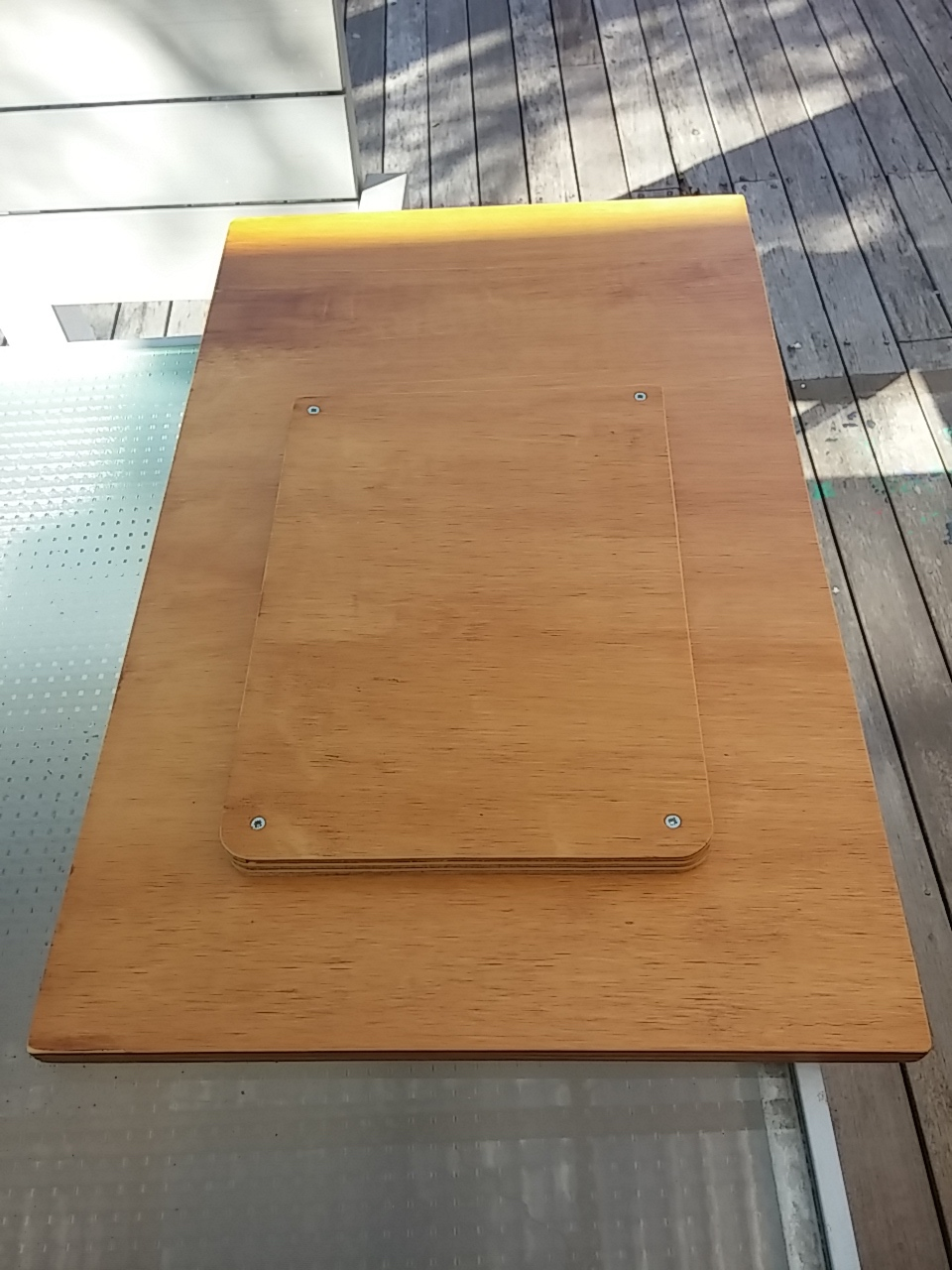 Plywood Mould
