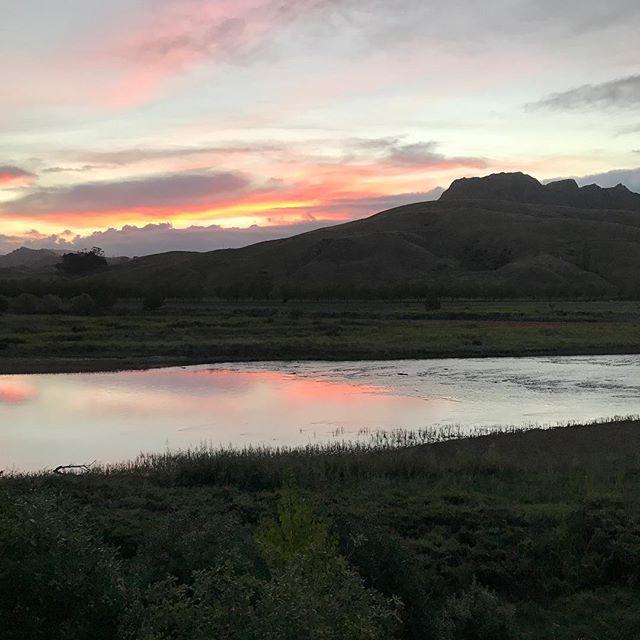 Sunset #NZ