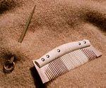 Replica Viking Composite Comb