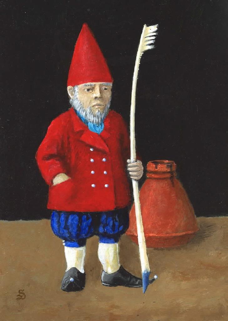 Gnome de Plume