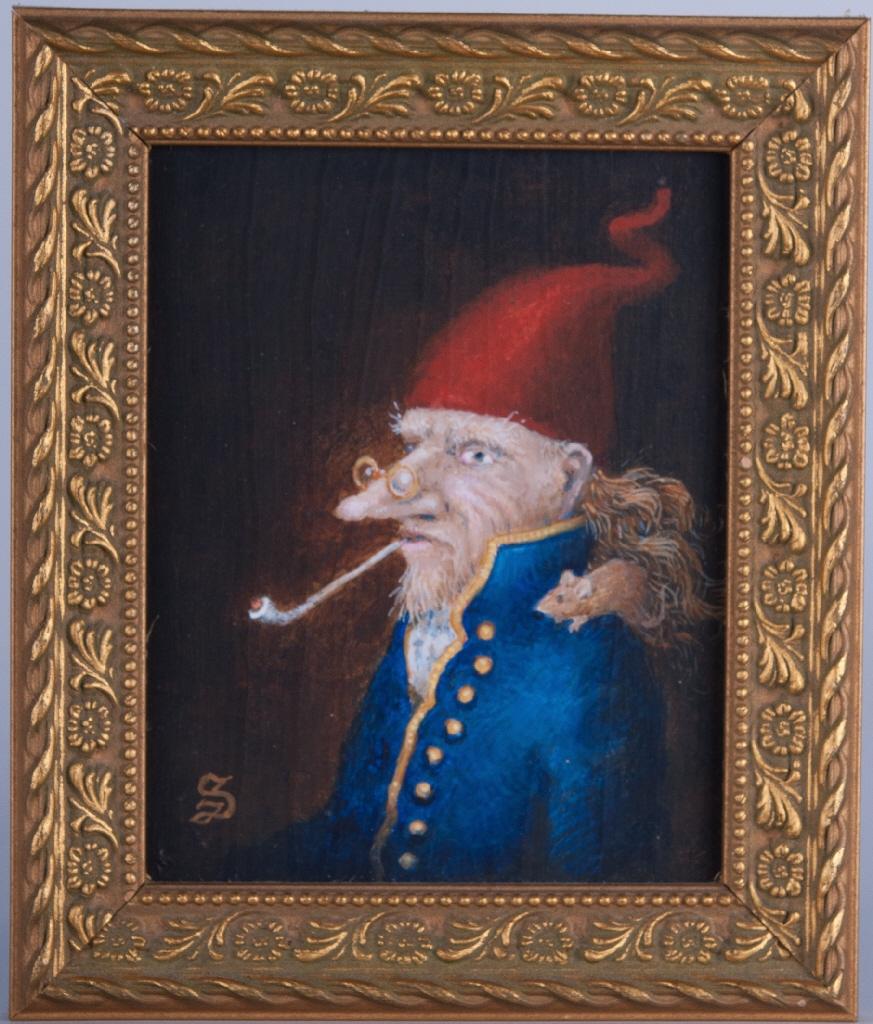 Rembrant's Gnome