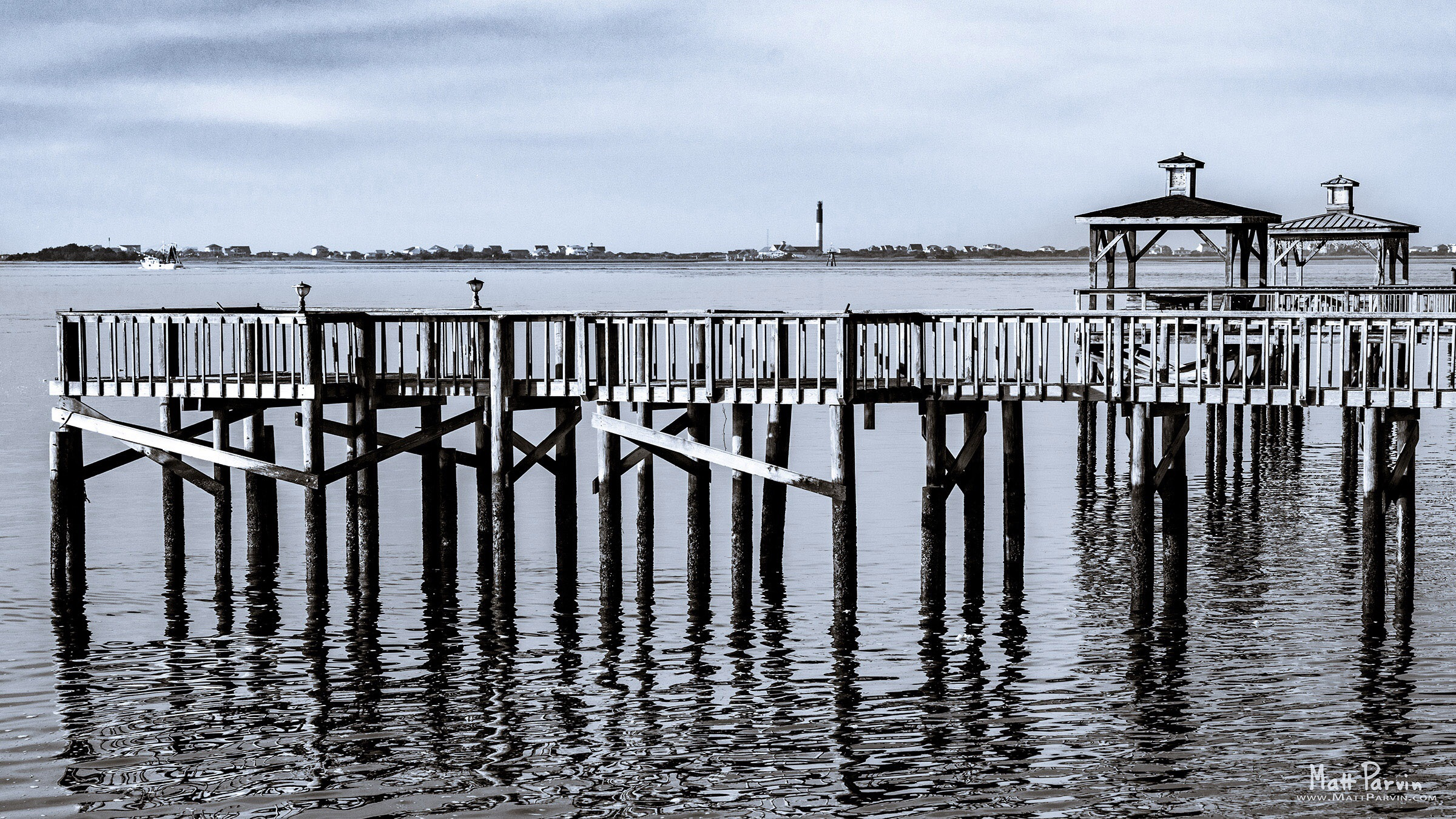 Southport Piers