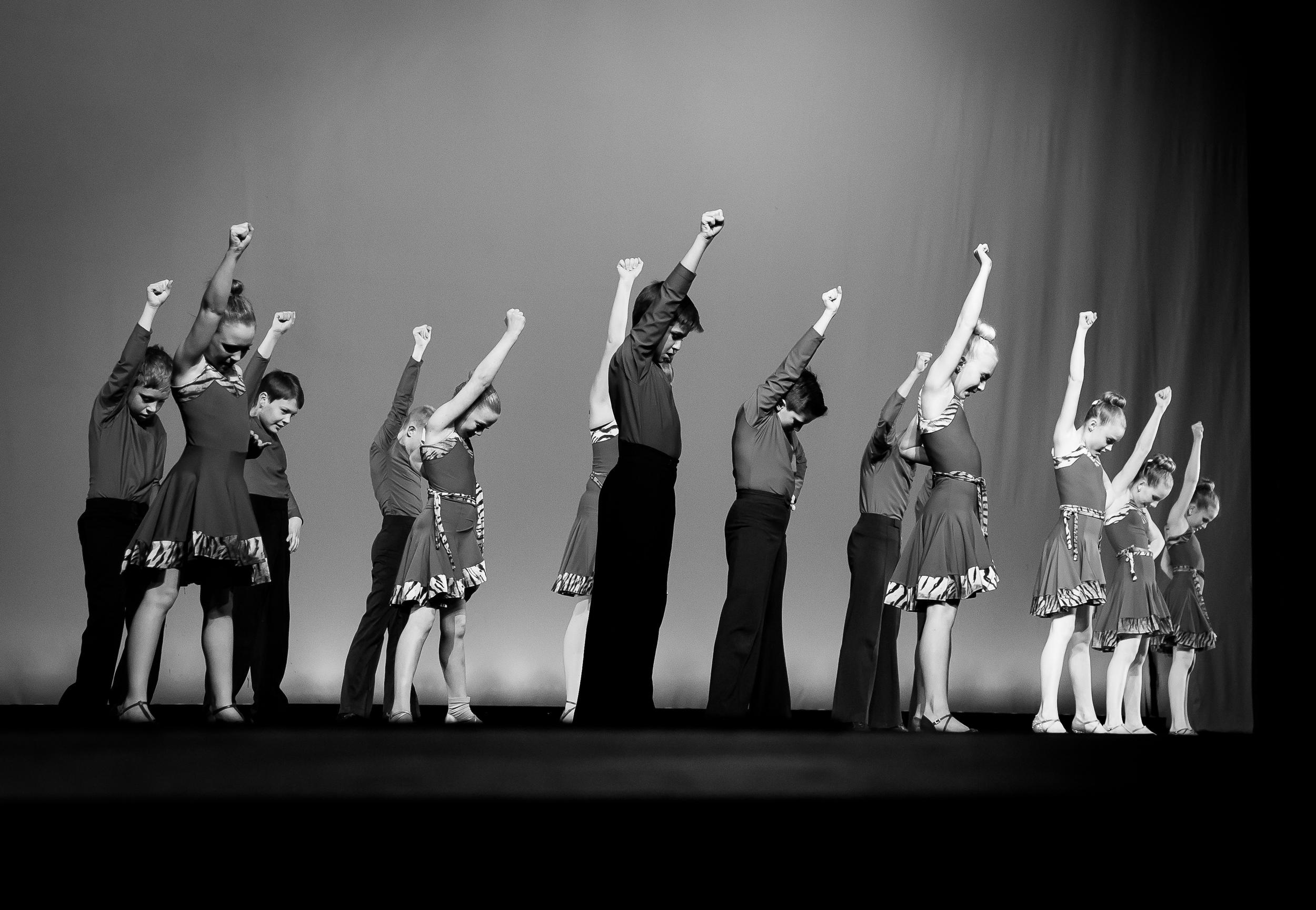 2014 Spring recital, ballroom, © Vision photography
