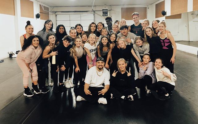 We ❣️ HIP HOP ~ especially when @hefaleka & @randi_kemper are teaching! Thanks for the fun workshop and awesome choreography!  #centerstageutah #csalumni