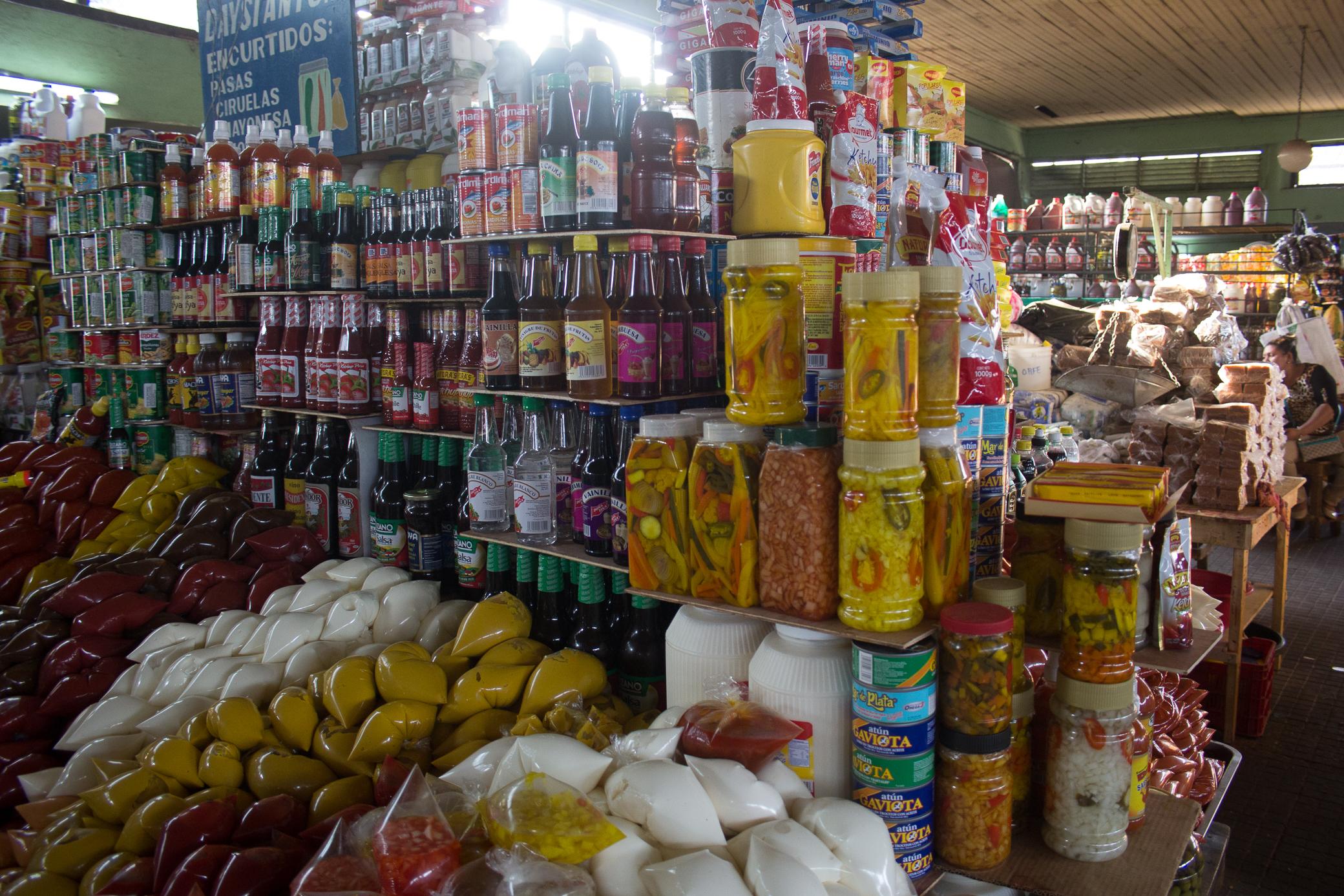 Mercado Central - Leon