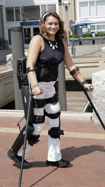 ReWalk Robotics Achieves Milestone of 100 Personal Systems Sold — September 7, 2016
