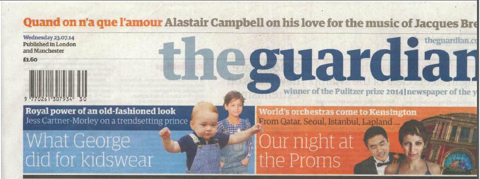 The Guardian, UK
