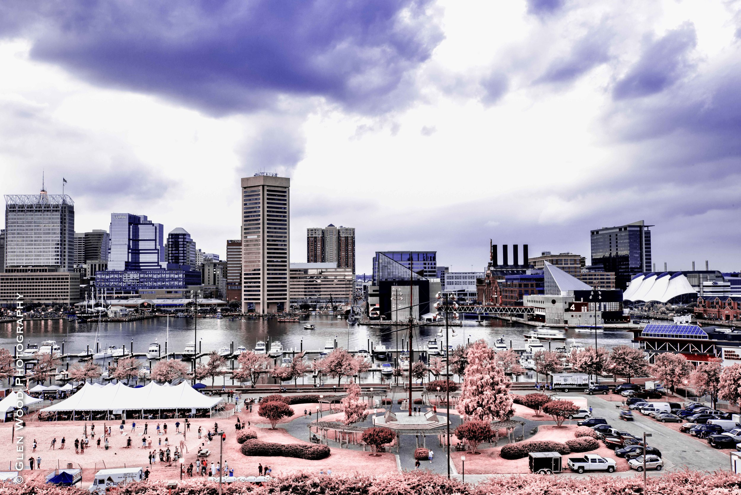 Infrared Baltimore