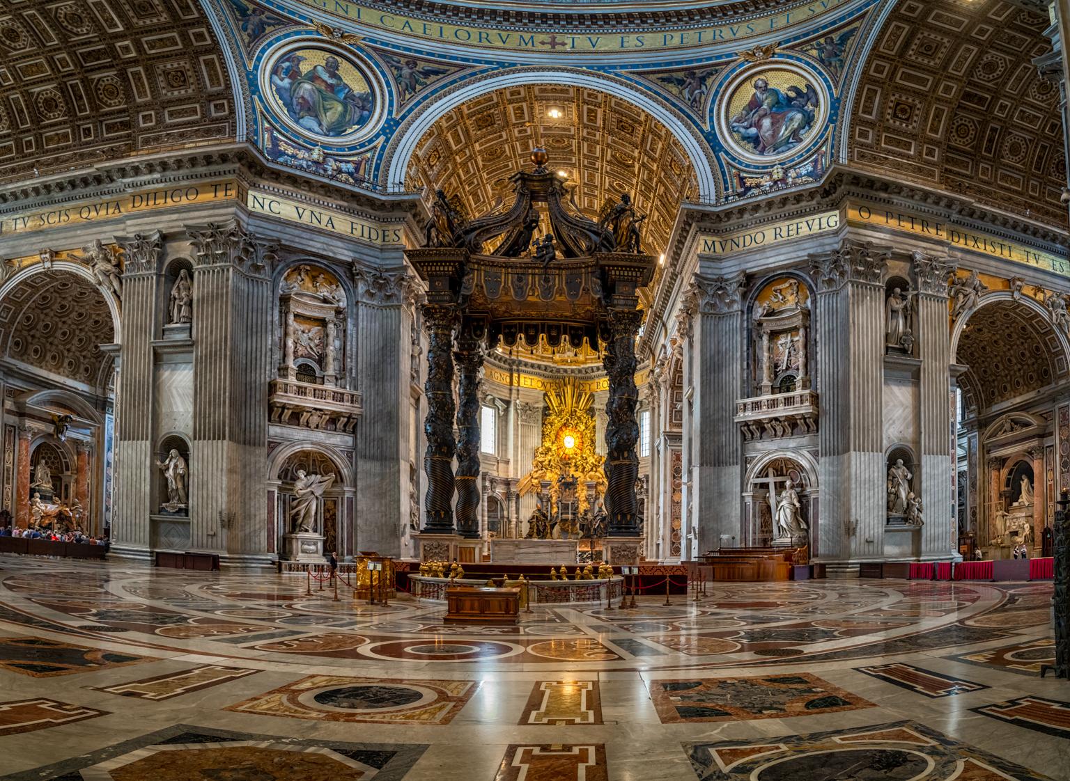 St Peter's Basilica