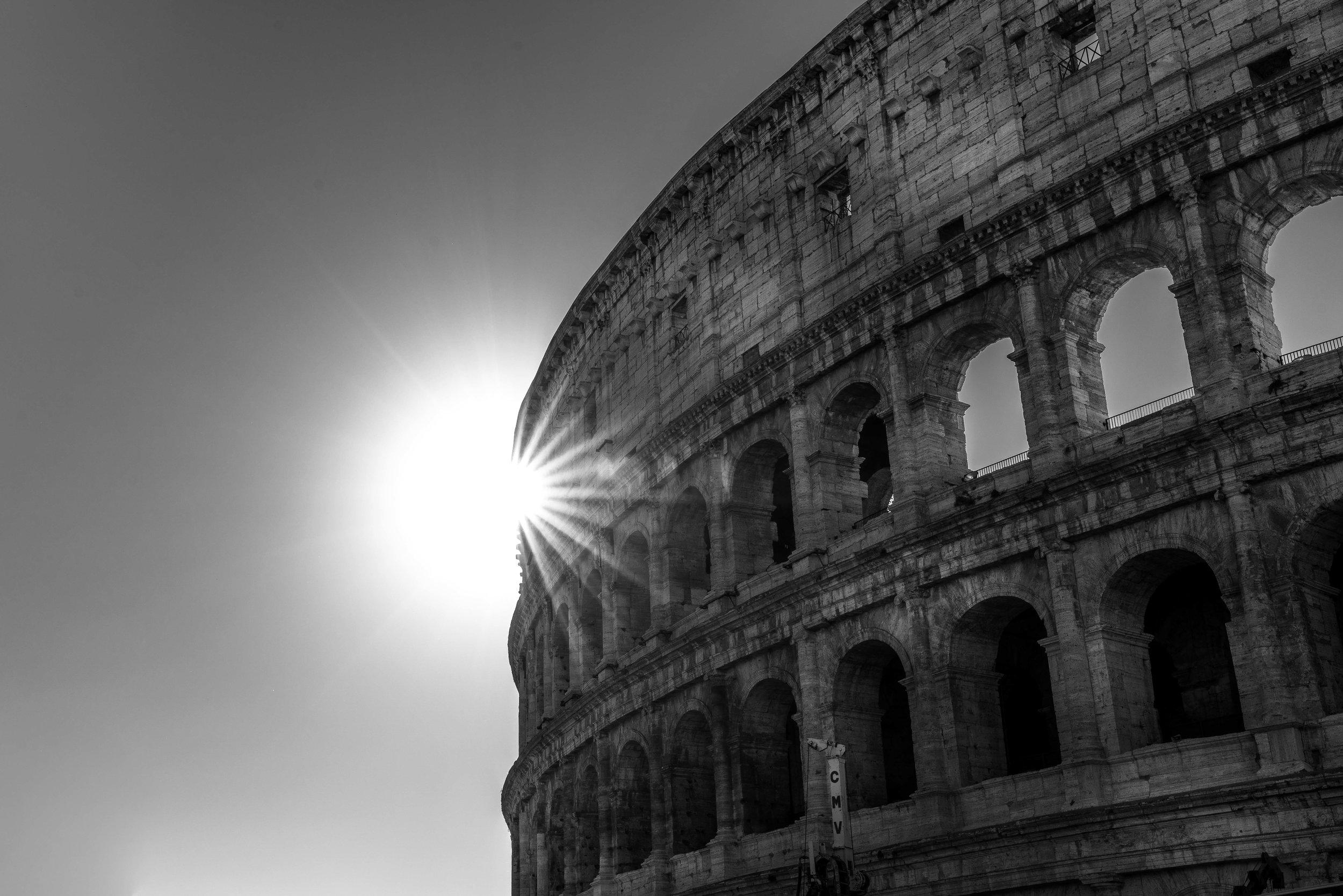 The Colosseum - Colosseo