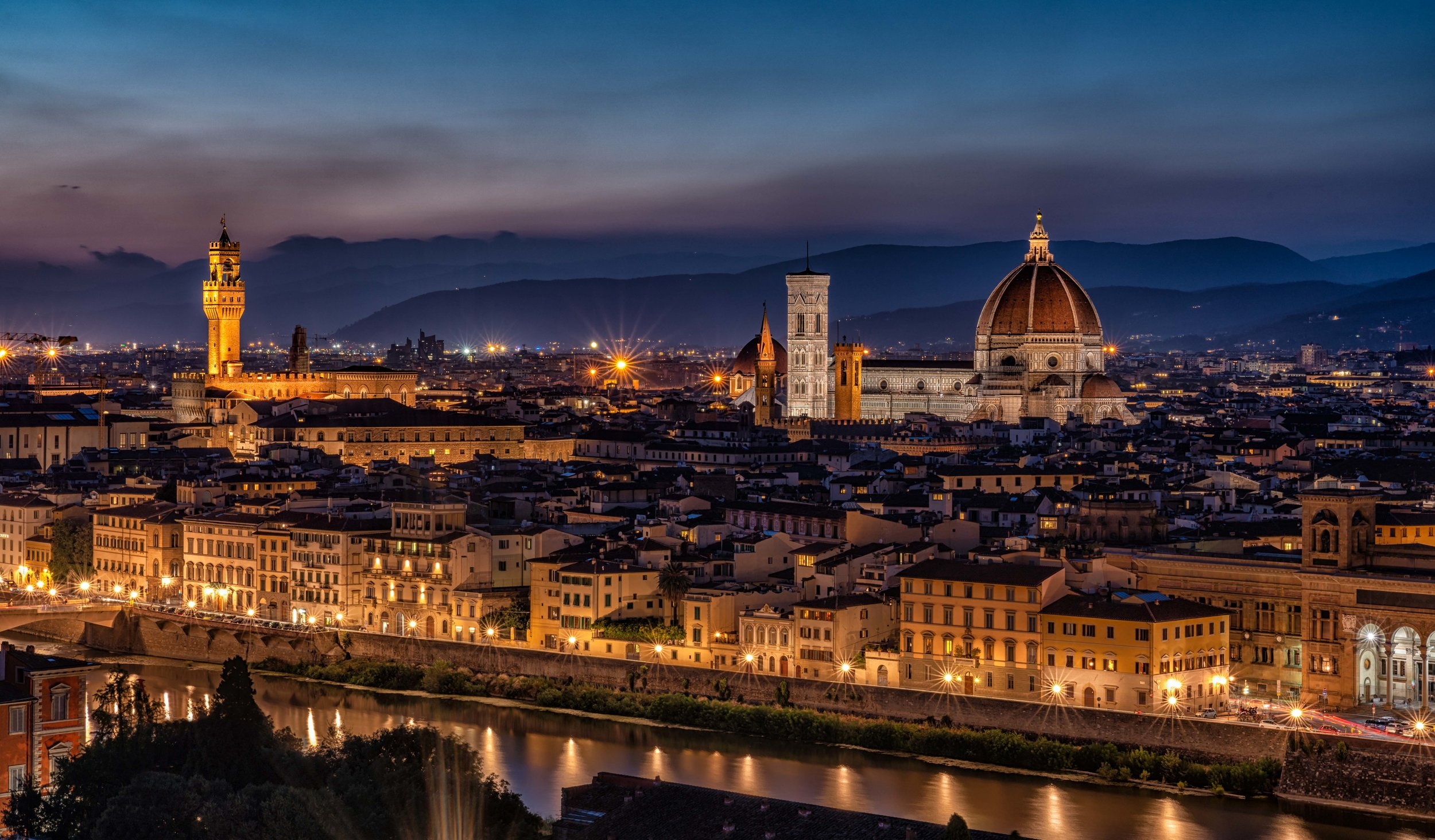 City of Florence - Piazzale Michelangelo