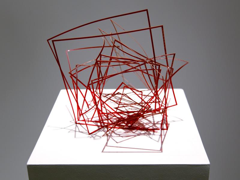 Rigid in Red (petite)
