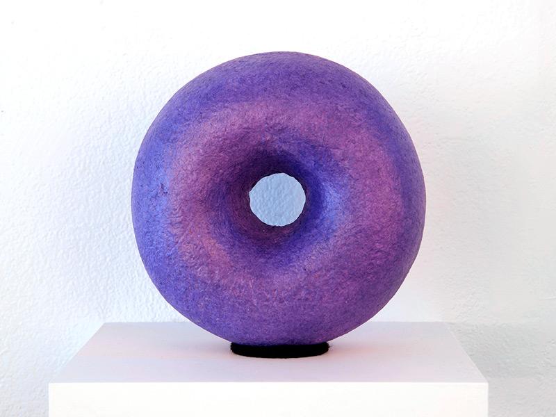 Torus: Technicolor Scotoma in Purple