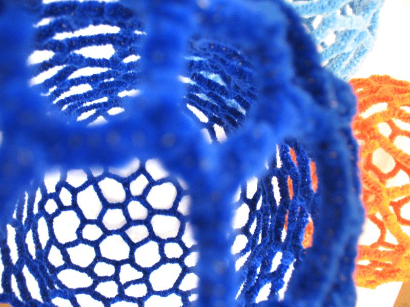 Detail: Balbal: Blue Boy, Straight Horn, Kernel