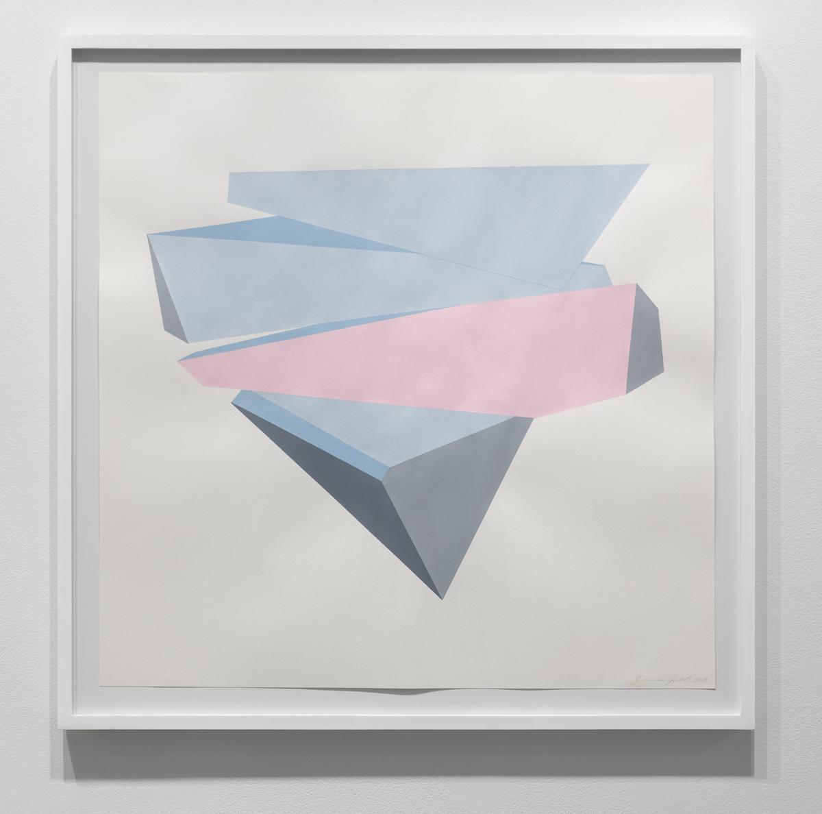 Calving Sequences (E-H) : Reflected Color