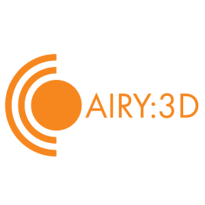 AIRY:3D is a startup based in Montreal bent on answering one question: our world has three dimensions, so why can't our pictures? Our suite of passive light-field recovery technologies ensures that AIRY:3D powered cameras aren't held hostage by auto-focus, all without sacrificing battery life or image quality.    We deliver depth, simply.     www.airy3d.com