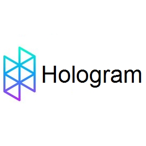 Hologram connects the internet of things by providing cellular connectivity, pre-certified hardware, and an IoT software stack.    You can connect your IoT devices, capture device data, and manage your fleet with our full stack.    We have hundreds of thousands of devices around the world using our cellular network and have thousands of customers building on the Hologram platform including hundreds of enterprises, small businesses, and start-ups.     hologram.io