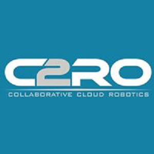 C2RO offers AI software solutions in real-time via the cloud that significantly enhances the cognitive, perception, and collaboration capabilities of robots in unstructured environment. Robots connected to the C2RO Cloud Robotics SaaS platform demonstrably increase business efficiency and improve the customer experience in retails, hotels, restaurants, airports, etc.      c2ro.com